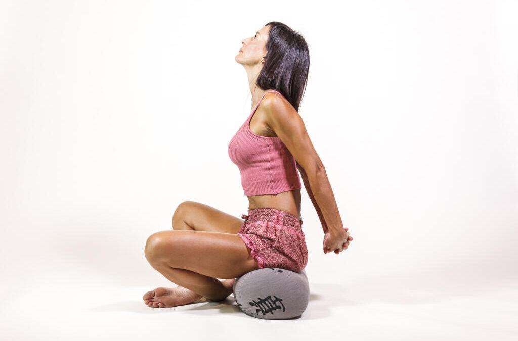El yin yoga puede contribuir significativamente a nuestra salud
